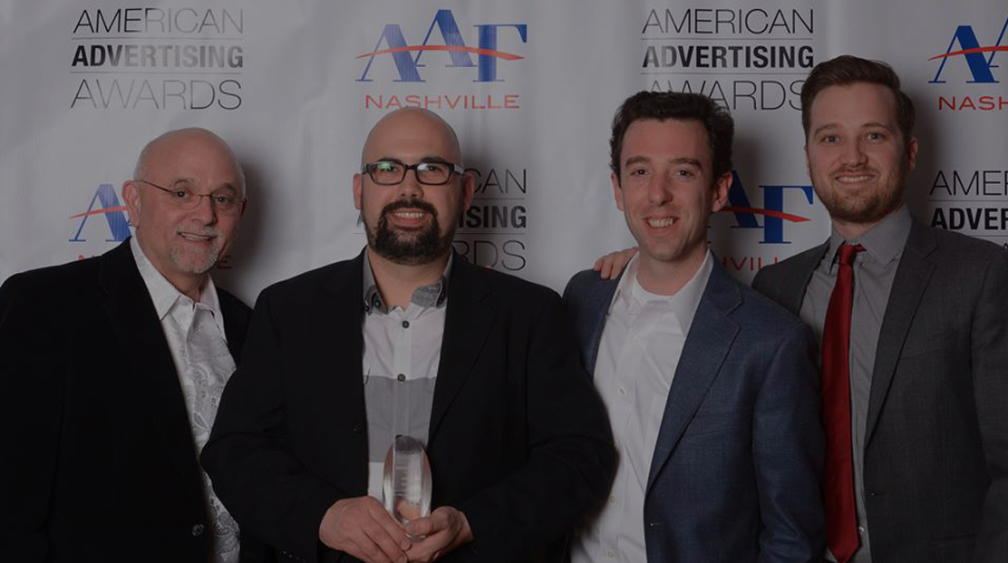 Mayberry wins American Advertising Award Nasvhille